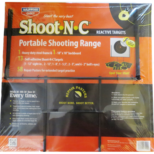 Shoot-N-C® Portable Shooting Range