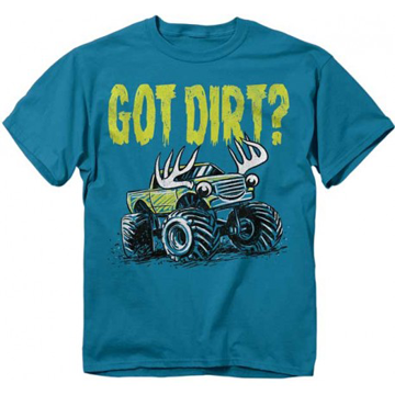 Buck Wear Got Dirt Toddler T-Shirt