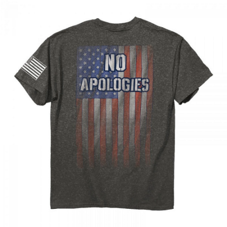 Buck Wear No Apologies T-Shirt