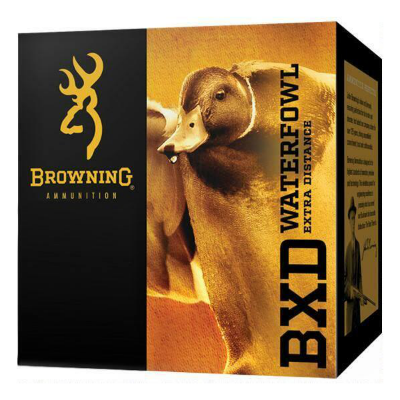 Browning BXD Extra Distance Steel Shot 12 ga 3 1/2