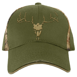 Buck Wear 3D Skull Hat