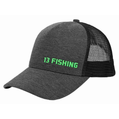 13 Fishing Butter Dome Gray Snapback Hat OUT OF STOCK