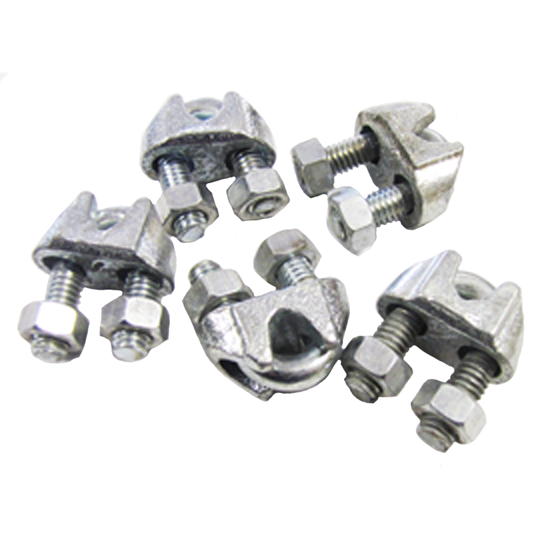 Wire Rope Cable Clamps