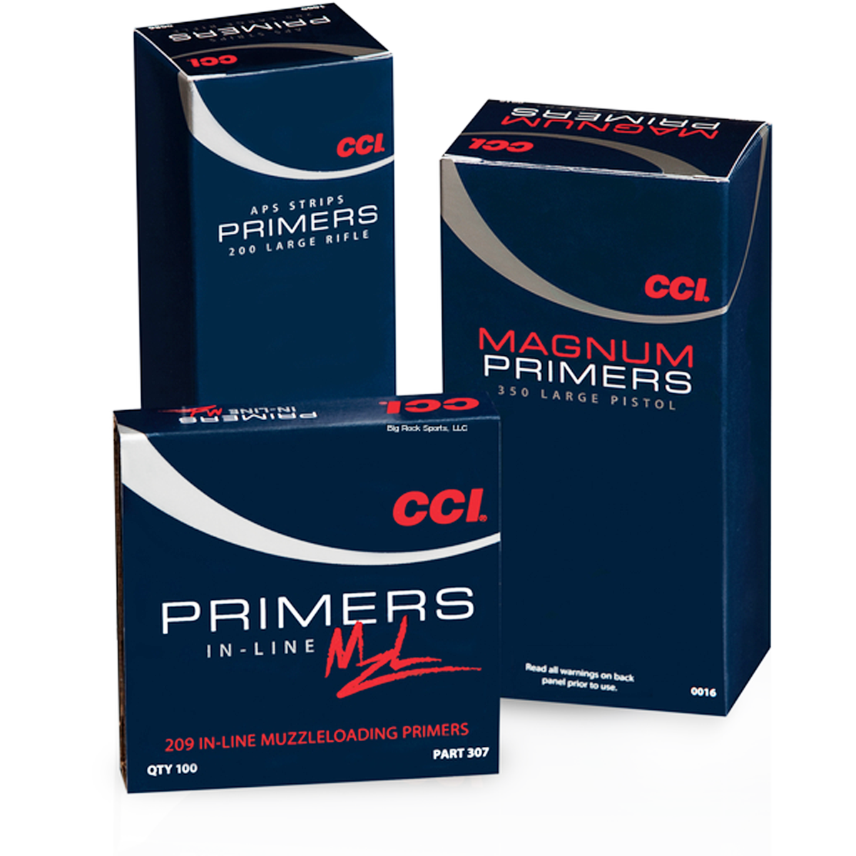 CCI Pistol Primers - IN STORE ONLY