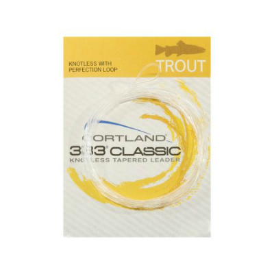 Cortland Classic Fly Leader With Loop