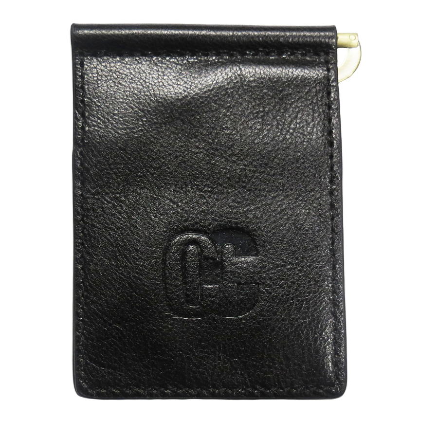 Concealed Carrie Men's Leather RFID Protected Wallet