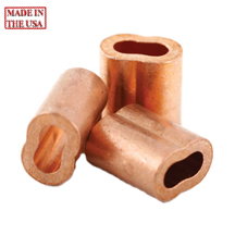 Copper Double Ferrules