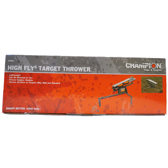 CHAMPION HIGH FLY TARGET THROWER