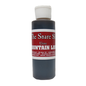 Cougar Lure Ingredients & Additives