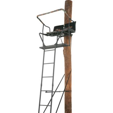 Big Game Treestands Big Buddy Two-Man Ladderstand OUT OF STOCK