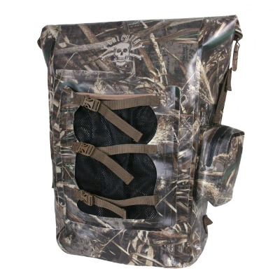 Calcutta Backpack Dry Bag - RealTree Xtra