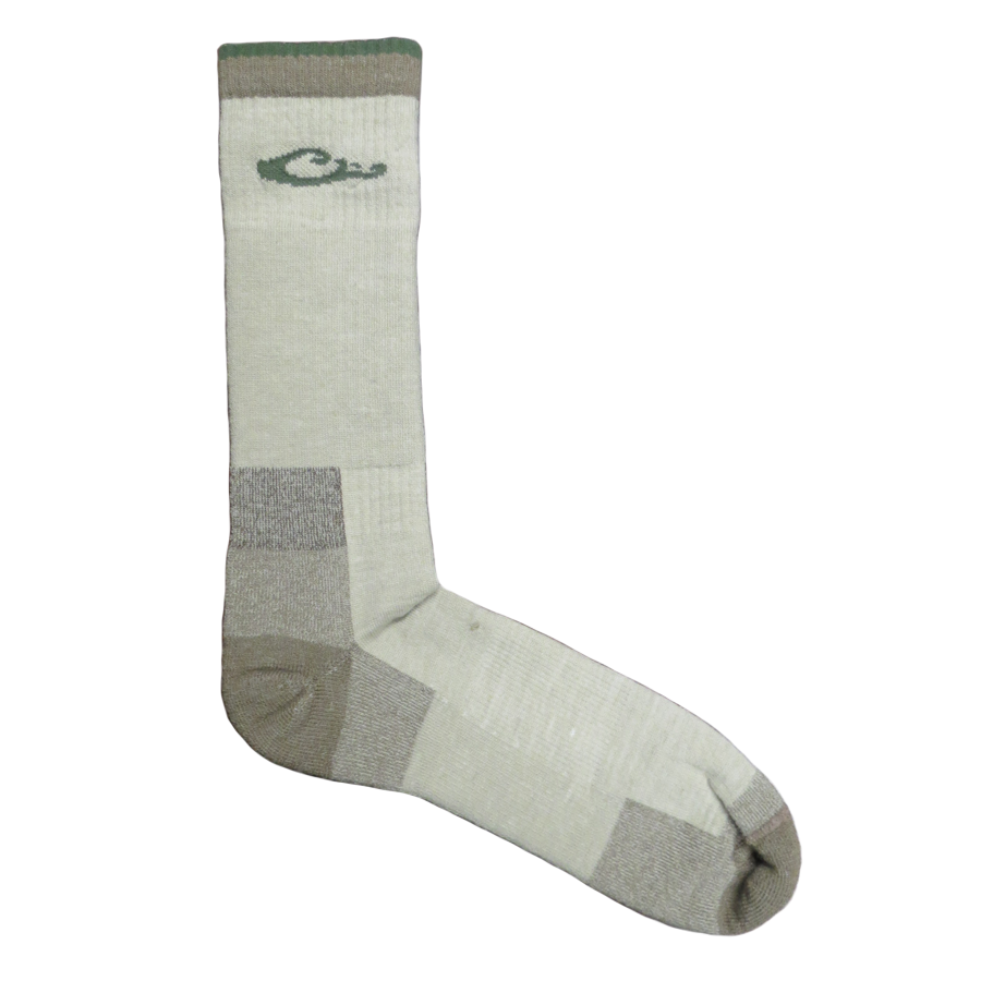 Drake Seamless Toe Merino Wool Socks