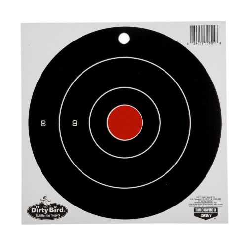 DIRTY BIRD® 8  SPLATTERING TARGETS - 25 PACK