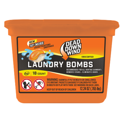 Dead Down Wind Laundry Bombs - 18 Count