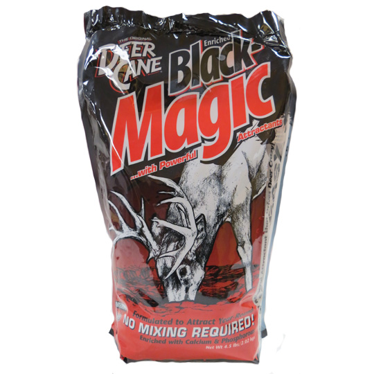 EVOLVED HABITATS® DEER CANE BLACK MAGIC - 4.5 POUND BAG