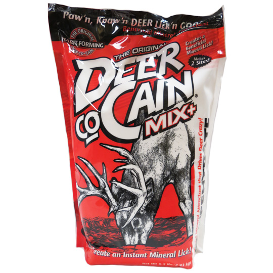 EVOLVED HABITATS® DEER CO-CAIN MIX - 6.5 POUND BAG