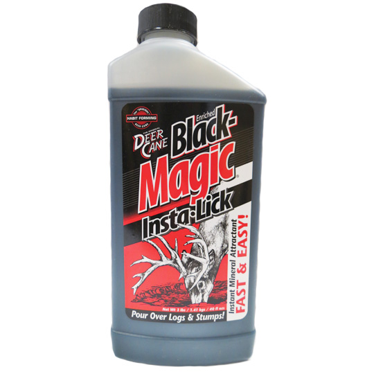 EVOLVED HABITATS® BLACK MAGIC INSTA-LICK - 40 OZ