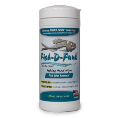 Fish-D-Funk Odor Removal Wipes