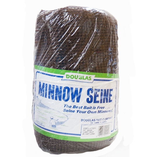 DOUGLAS MINNOW SEINE - OUT OF STOCK