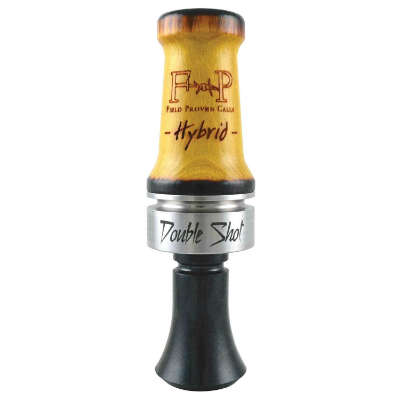 Field Proven Double Shot Hybrid Duck Call