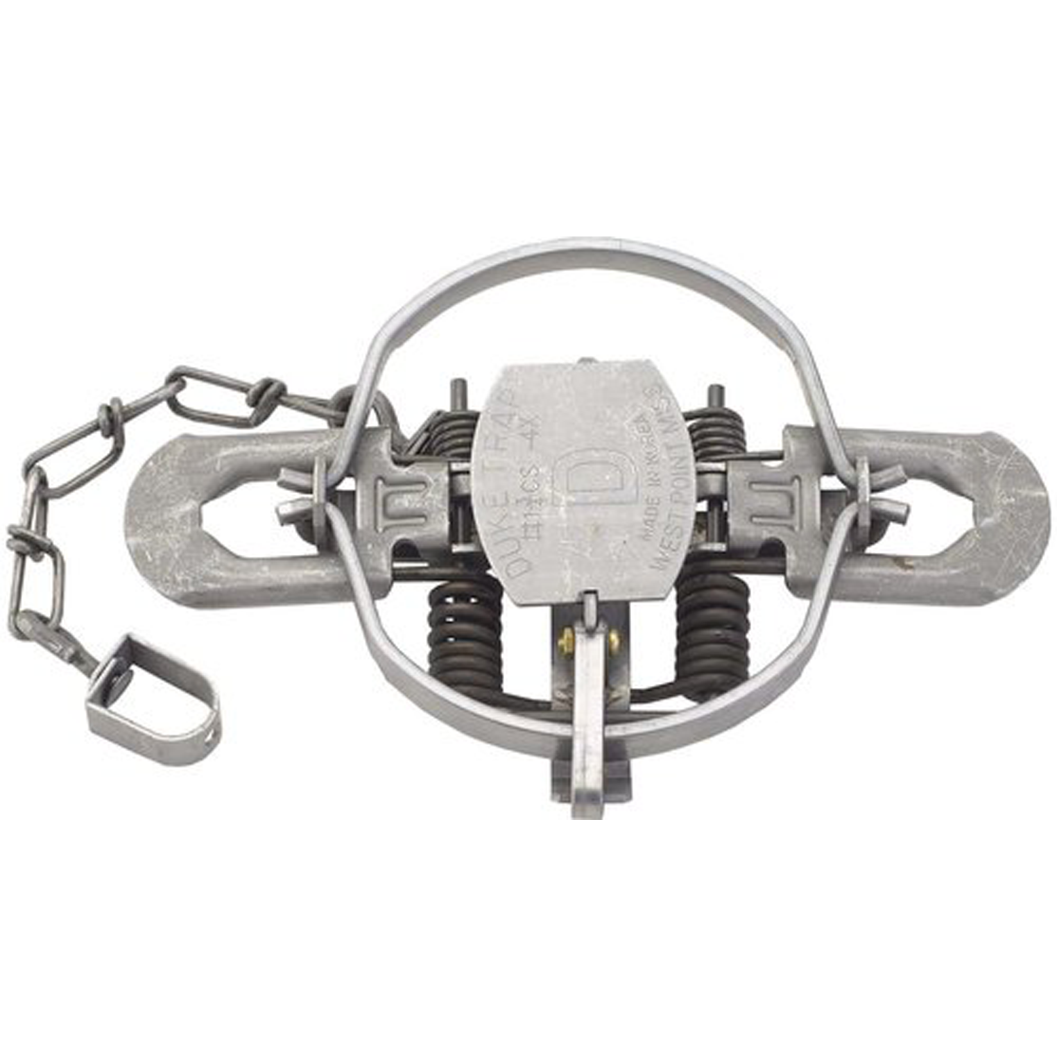 Duke 1 3/4 Four Coil Spring Trap