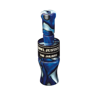 The Jail Bird Duck Call - Duel Game Calls
