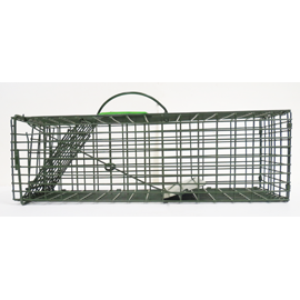 DUKE LIVE CATCH CAGE TRAP
