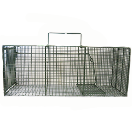 DUKE H.D. LARGE CAGE TRAP
