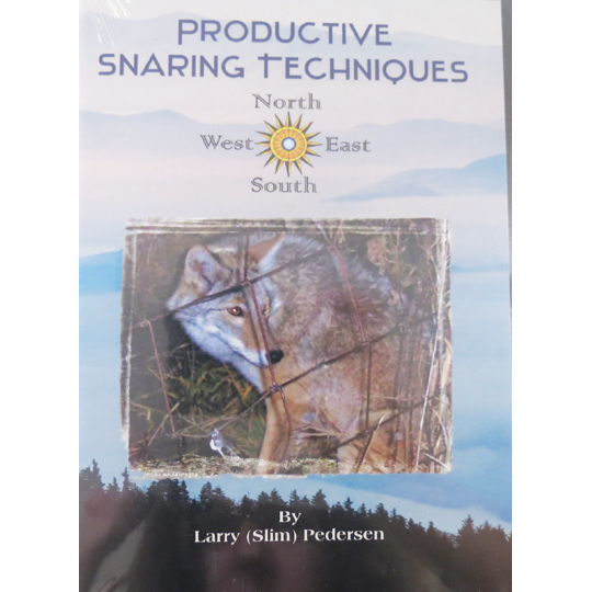 Productive Snaring Techniques - 1 in Stock