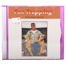 FOX TRAPPING DVD