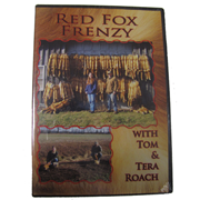 Red Fox Frenzy  ON CLEARANCE
