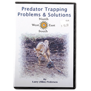 Predator Trapping Problems & Solutions  ON CLEARANCE