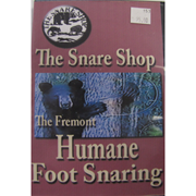 Fremont Bear Humane Foot Snaring OUT OF STOCK