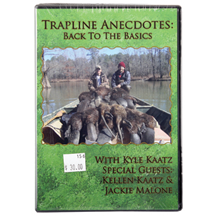 TRAPLINE ANECDOTES: BACK TO BASICS