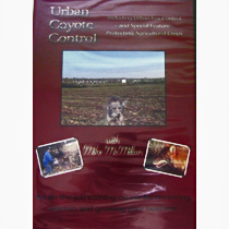 Urban Coyote Control ON CLEARANCE