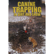 Canine Trapping In Dirt & Snow