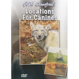 Locations For Canines  ON CLEARANCE
