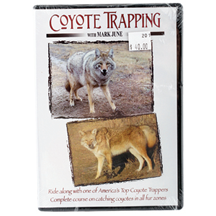 Coyote Trapping DVD