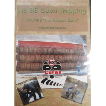NO BS COON TRAPPING VOL. 2 - THE NUMBERS GAME