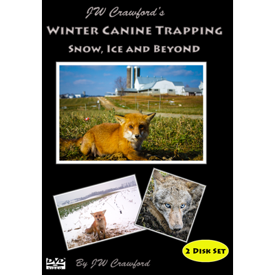 Winter Canine Trapping Snow, Ice & Beyond
