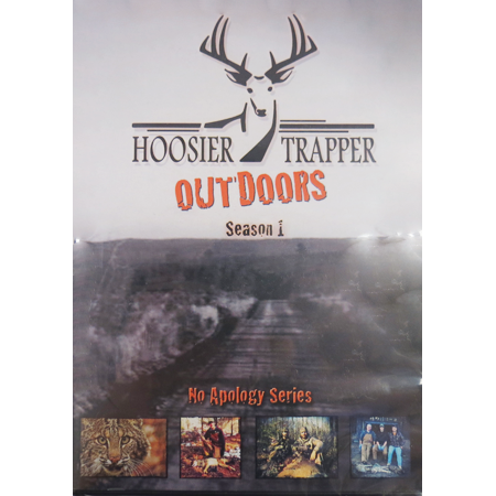 Hoosier Trapper Outdoors Season 1 ON CLEARANCE