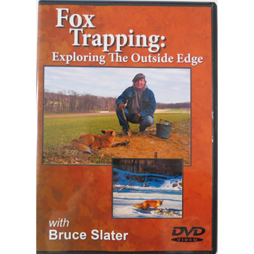 Fox Trapping Exploring The Outside Edge  ON CLEARANCE