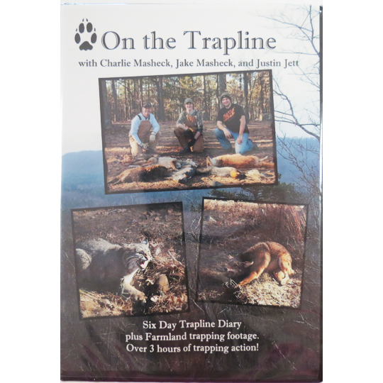 On The Trapline - ON CLEARANCE