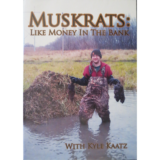 Muskrats Like Money In The Bank