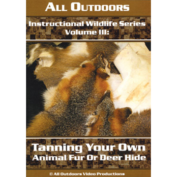 Tanning Your Own Animal Fur Or Deer Hide