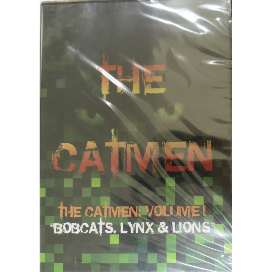 The Catmen Volume 1 : Bobcats, Lynx & Lions