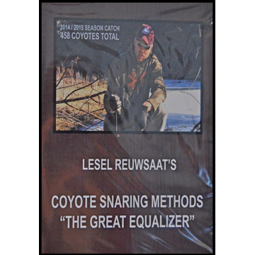 COYOTE SNARING METHODS : THE GREAT EQUALIZER