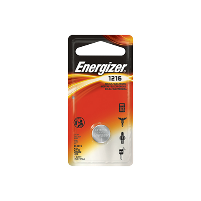 Energizer Lithium Coin Battery