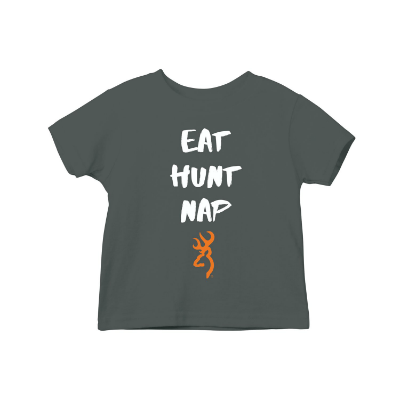 Browning Eat, Hunt, Nap Youth T-Shirt