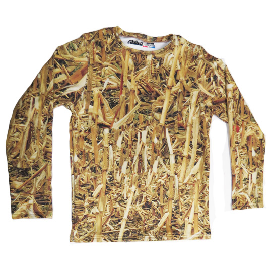 ELUSION CAMO - COMPRESSION LONG SLEEVE